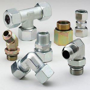 Metric Hydraulic Adapters and Fittings