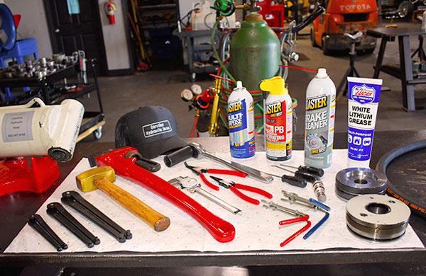 hydraulic hoses and hydraulic fittings at carolina hydraulic hose