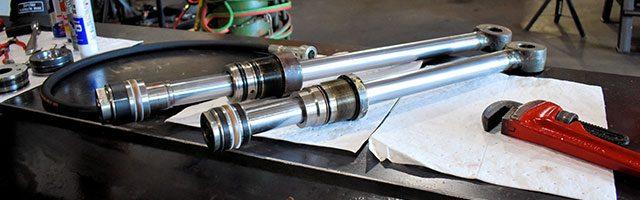 hydraulic cylinder repairs